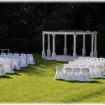 Cavender Castle gazebo weddings