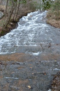 Falling Waters Private Waterfall and Vacation Rental