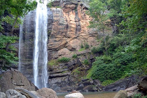 Toccoa Falls Wedding Location