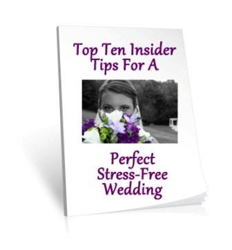 10 FREE tips for a Stress-Free Wedding
