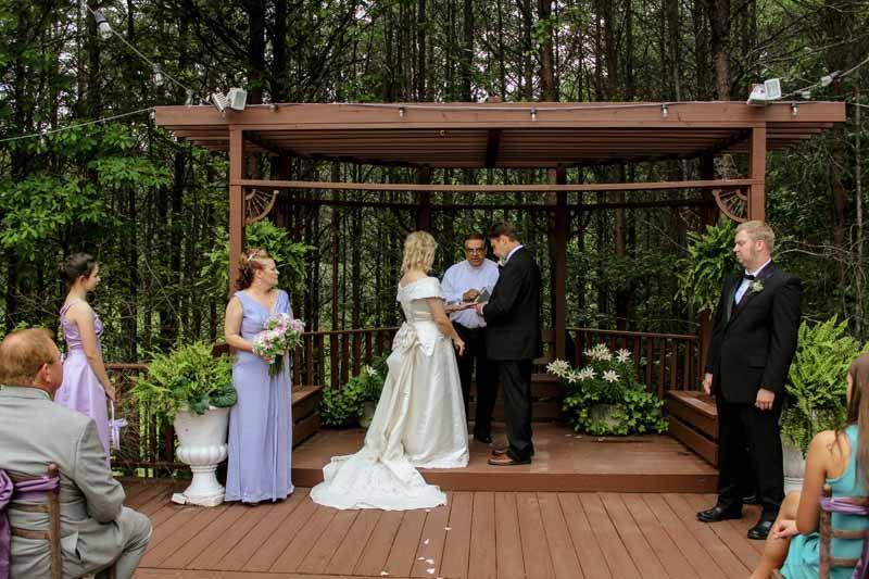 Outdoor Wedding Ceremony Locations: Outdoor Wedding Venues In North Georgia