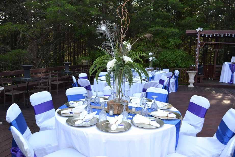 Wedding Venues Georgia Queens Deck Reception Site