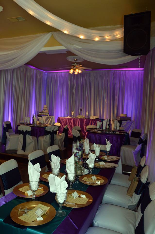 Indoor Wedding Venues Georgia | Princess Ballroom