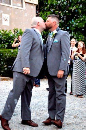 Same sex elopement packages in Georgia